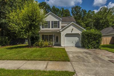 Charleston Single Family Home For Sale: 1058 Peninsula Cove Drive
