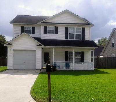 Summerville Single Family Home For Sale: 1112 Bradley Daniel Boulevard