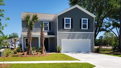 Single Family Home For Sale: 1186 Hammrick Lane