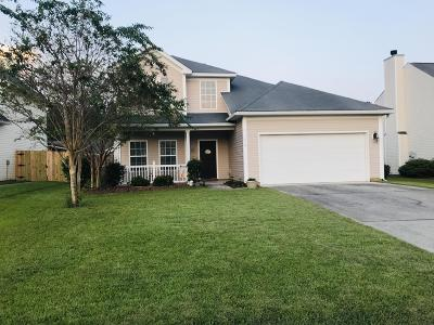 Summerville Single Family Home For Sale: 1019 Sterling Lane