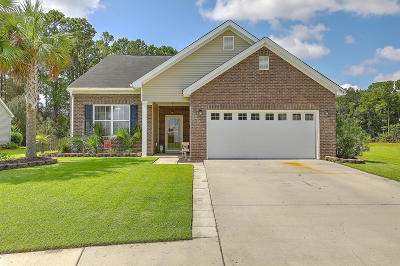 Goose Creek Single Family Home For Sale: 525 Flycatcher Drive