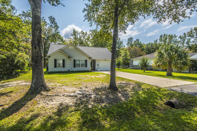 Summerville Single Family Home For Sale: 240 O T Wallace Drive