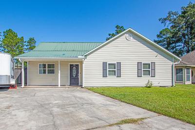 Summerville Single Family Home For Sale: 109 Broken Trail
