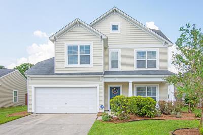 Charleston Single Family Home For Sale: 8213 Littlle Sydneys Way