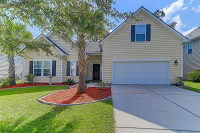 Summerville Single Family Home For Sale: 5210 Mullholland Drive