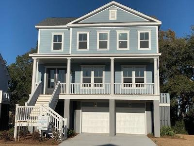 Mount Pleasant SC Single Family Home For Sale: $689,000