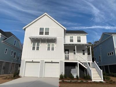 Mount Pleasant SC Single Family Home For Sale: $624,000