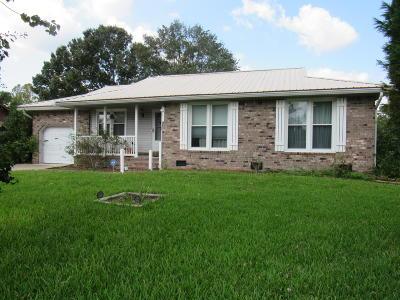 Summerville Single Family Home For Sale: 717 Beauregard Road