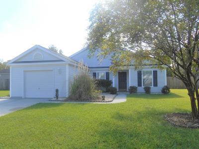 Summerville Single Family Home For Sale: 108 Hunters Wood Drive