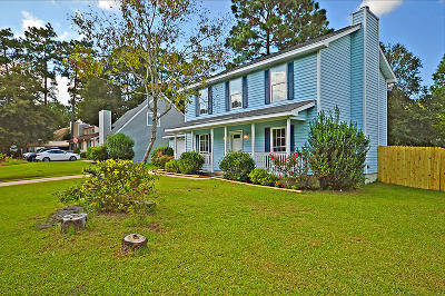 Summerville Single Family Home For Sale: 128 Traders Station Rd
