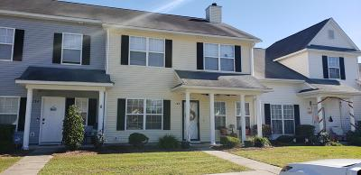 Summerville Attached For Sale: 122 Lake Jogassee Drive