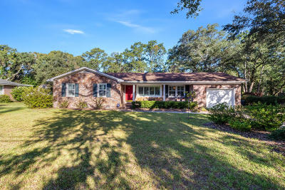 Single Family Home For Sale: 530 Trapier Drive