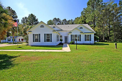 Dorchester County Single Family Home For Sale: 144 Rose Blossom Drive