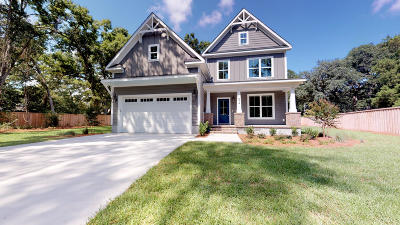 Single Family Home For Sale: 674 McCutchen Street