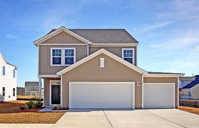 Charleston County Single Family Home For Sale: 2269 Thin Pine Drive