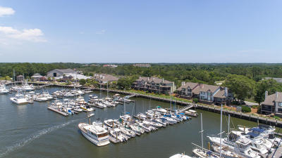 Seabrook Island Boat Slip For Sale: 1880 Andell Bluff Boulevard #G 12
