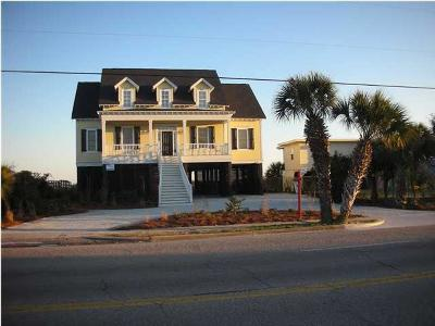 Edisto Beach SC Single Family Home For Sale: $2,299,000
