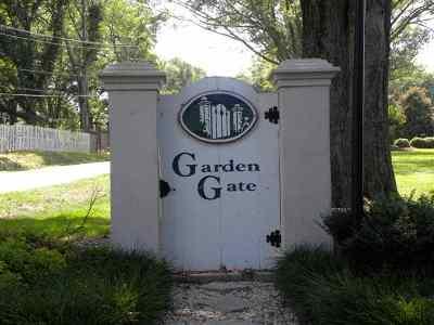 Garden Gate Residential Lots & Land For Sale: Lot 1 Garden Gate Drive
