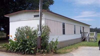 Mobile Home Sold: 1726 Coffee Road