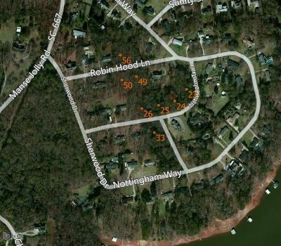 Sherwood Forest Residential Lots & Land For Sale: 503 Little John Trail