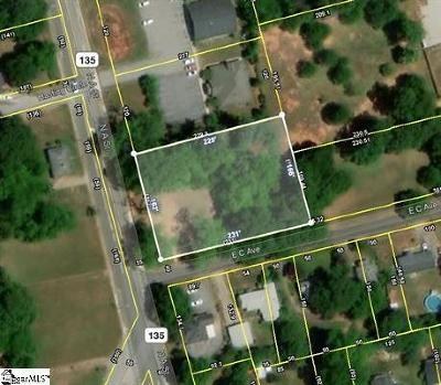 Easley Residential Lots & Land For Sale: 101 East C Avenue