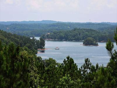 Cliffs At Keowee Falls North, Cliffs At Keowee Falls South Residential Lots & Land For Sale: 604 Bay Vista Court