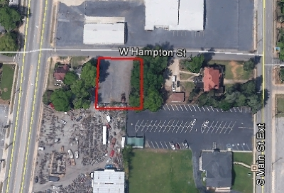 Anderson Commercial For Sale: 00 W Hampton Street