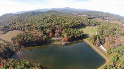Mountain Rest SC Single Family Home Sold: $610,000