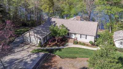 Single Family Home Sold: 1444 Coneross Point Drive