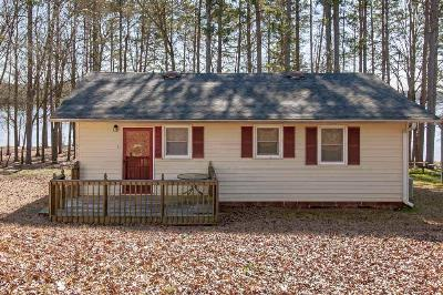 Fair Play Single Family Home Sold: 1226 Tugaloo Heights Circle
