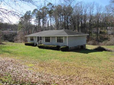 Clemson Single Family Home For Sale: 216 Stephens Road