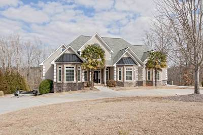 Anderson SC Single Family Home Sold-Inner Office: $710,000