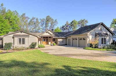 Single Family Home Sold: 201 Richland Point Road