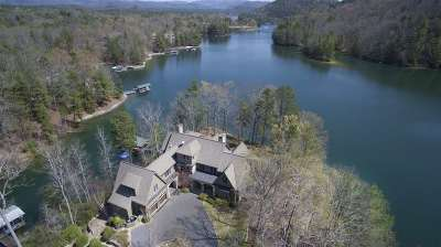 Sunset SC Single Family Home For Sale: $2,979,000