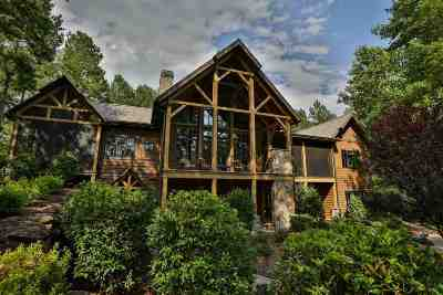 The Reserve At Lake Keowee Single Family Home Contingency Contract: 303 Crooked Rock Lane