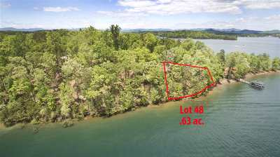 Central, Clemson, Salem, Seneca, Walhalla, West Union Residential Lots & Land For Sale: Tl48 Crystal Cove Trail
