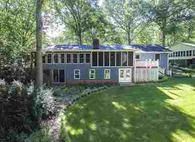 Single Family Home Sold: 401 Broadwater Circle