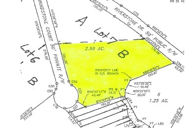 Residential Lots & Land For Sale: Lot 7-B Estates At Riverstone