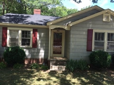 Single Family Home Under Contract: 225 Pine Lane