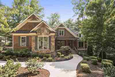 Seneca SC Single Family Home Sold-Co-Op By Mls Member: $652,000