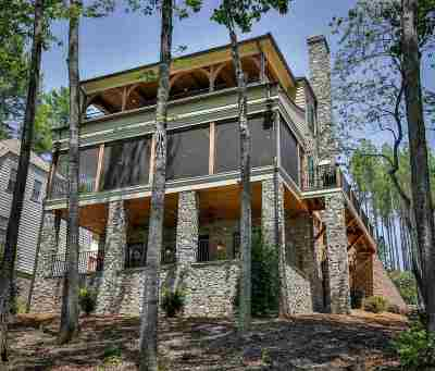 The Reserve At Lake Keowee Single Family Home For Sale: 219 South Lake