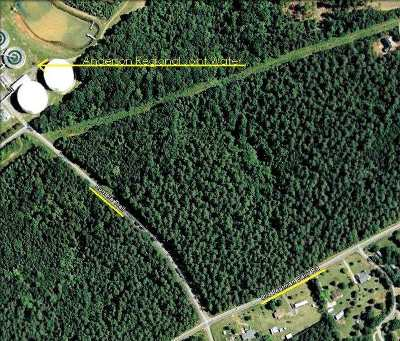 Residential Lots & Land Under Contract: Hunters Trail