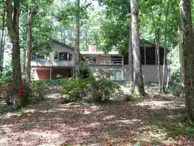 Anderson Single Family Home For Sale: 341 Forest Cove Road