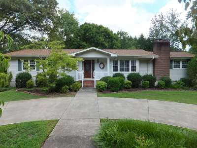 Clemson SC Single Family Home Sold: $210,000