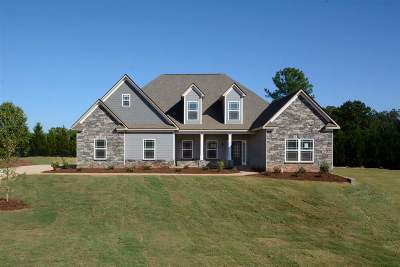 Bailey Creek Single Family Home For Sale: 111 Ridgeway Trail