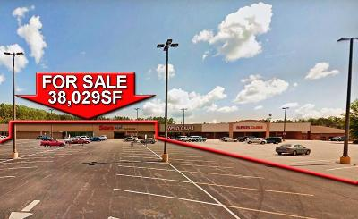West Union Commercial For Sale: 134 Foothills Center Drive