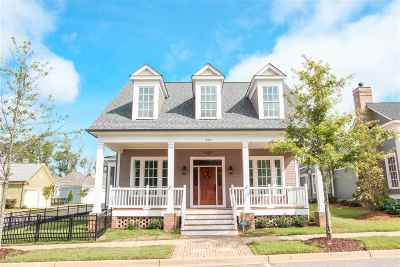 Clemson Single Family Home For Sale: 537 Pershing Avenue