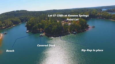 Residential Lots & Land For Sale: Lot 57 Cliffs At Keowee Springs