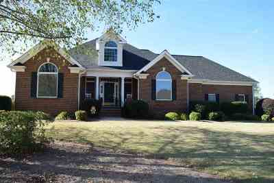 Anderson Single Family Home For Sale: 117 Parkside Dr