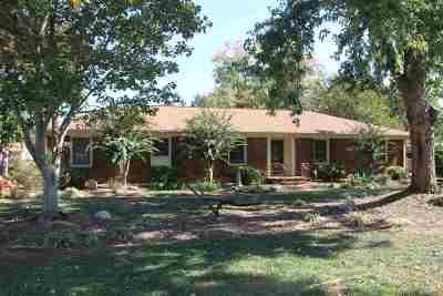 Hidden Lake Sub Single Family Home For Sale: 308 Bridgeview Drive